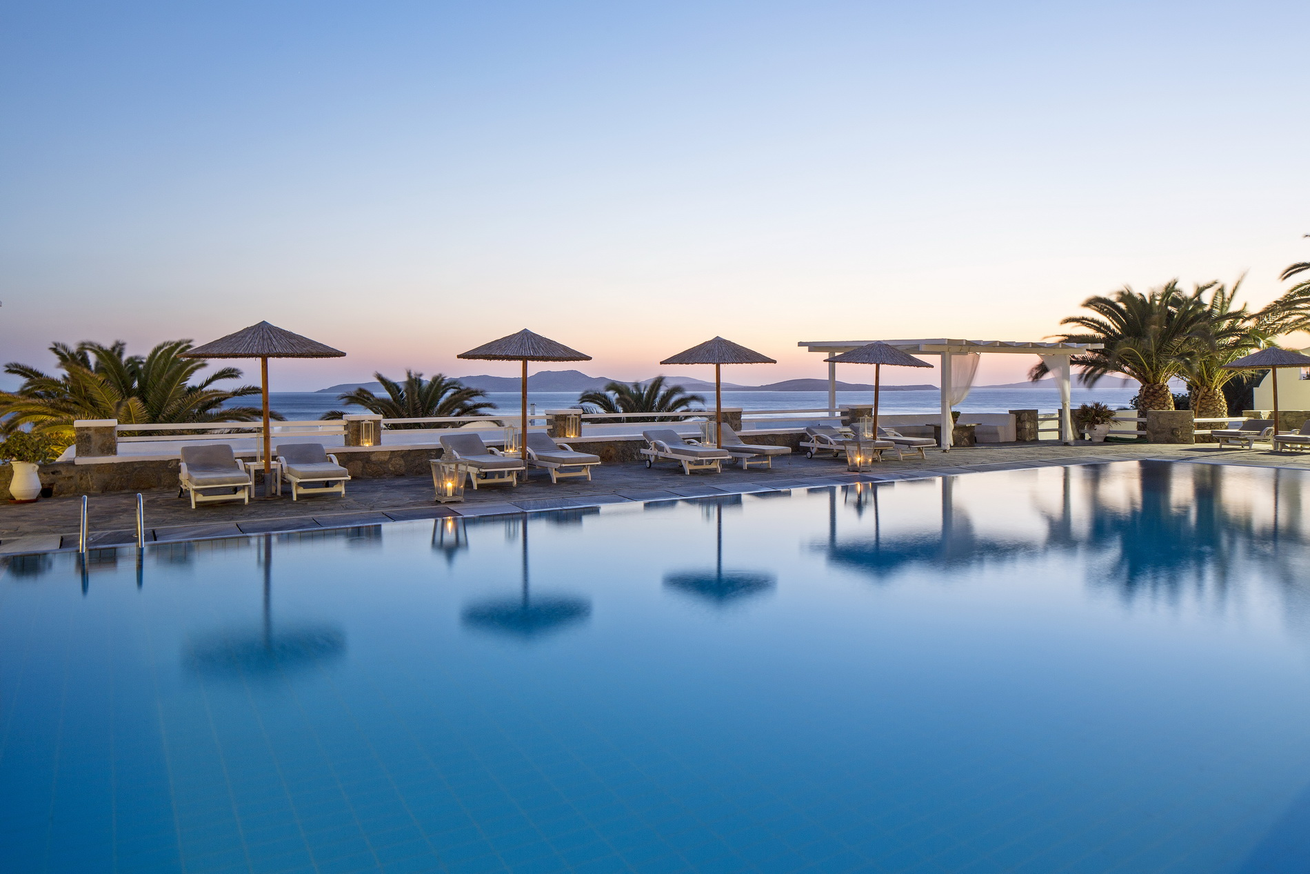 Manoulas Beach Hotel Greece